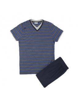 Пижама мужская Gentlemen PJ-001