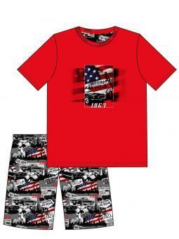 Пижама для мальчика Cornette 790/53