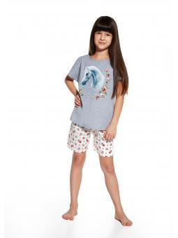 Пижама для девочки Cornette 788/53 White Horse