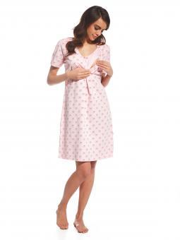 Смотрите также: Ночная рубашка для женщины Cornette 693/116 Emy