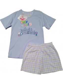Смотрите также: Пижама для девочки Cornette 787 My house