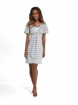Смотрите также: Ночная рубашка для женщины Cornette 693/147 Pamela