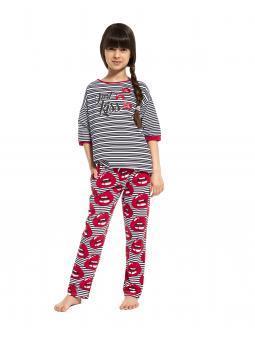 Смотрите также: Пижама для девочки Cornette 090/80 Kiss