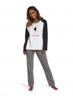 Смотрите также: Пижама женская Cornette 145/136 Lullaby