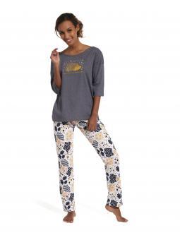 Смотрите также: Пижама женская Cornette 143/134 Rain