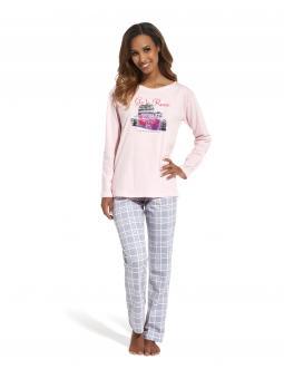 Смотрите также: Пижама женская Cornette 655/126 Go to Rome