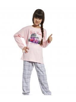 Смотрите также: Пижама для девочки Cornette 534/81 Go to Rome