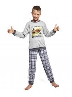 Пижама для мальчика Cornette 810/65 Bureger