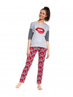 Смотрите также: Пижама подростковая Cornette 200/27 Lips