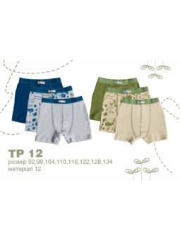 Трусики-шорты Бемби ТР12 для мальчика
