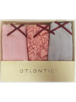 Смотрите также: Комплект женских трусов Atlantic 3LP-122 3 шт. бикини