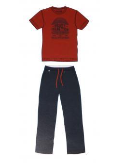 Пижама мужская Atlantic NMP-297