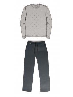Пижама мужская Atlantic NMP-299