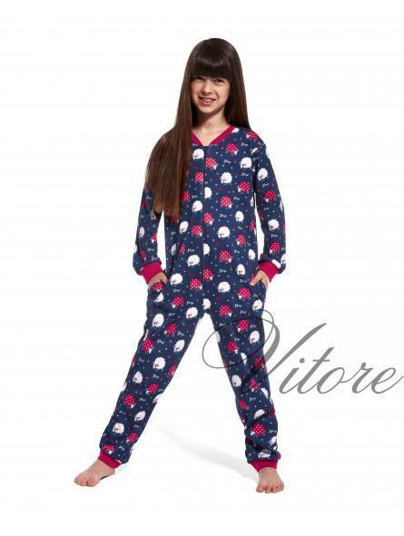 Пижамный комбинезон для девочки модель: 105/86 Sheep
