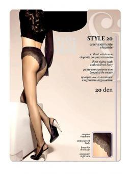 Смотрите также: Колготки женские Sisi Style 20 den