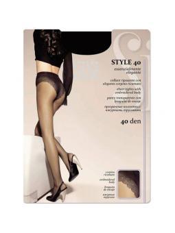 Смотрите также: Колготки женские Sisi Style 40 den
