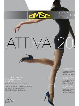 Смотрите также: Колготки женские Omsa Attiva 20 den