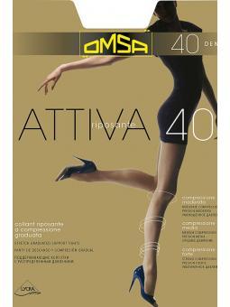 Смотрите также: Колготки женские Omsa Attiva 40 den