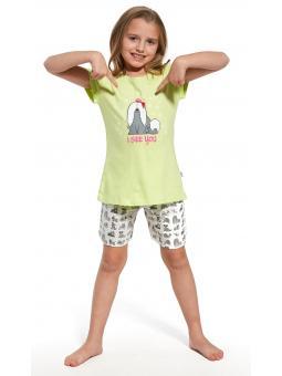 Смотрите также: Пижама для девочки Cornette 788/57 I see you