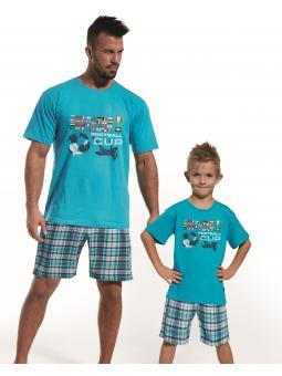 Пижама для мальчика Cornette 789/65 Football Cup