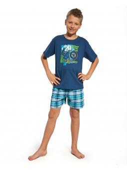 Пижама для мальчика Cornette 790/62 Motocross