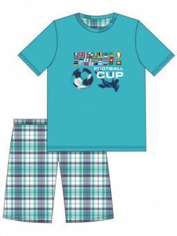 Пижама для мальчика Cornette 790/65 Football Cup