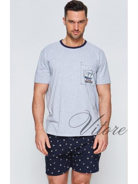 Пижама мужская Fabio модель: 42/5-41U/04A710