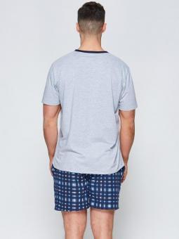 Пижама мужская Fabio 42/5-41U/04A712