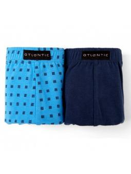 Комплект мужских шорт Atlantic 2MH-046, 2 штуки