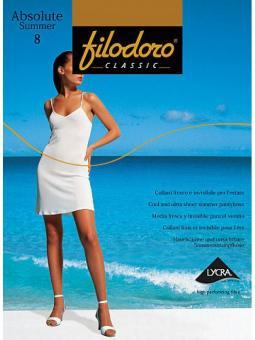 Колготки женские Filodoro Absolute Summer 8 den